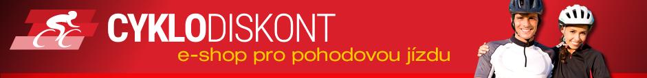 Cyklodiskont.cz - E-shop pro pohodovou jízdu