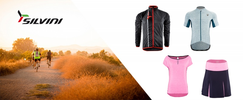 bf44336aa Nová kolekce cyklistického oblečení CRAFT a SILVINI skladem ...
