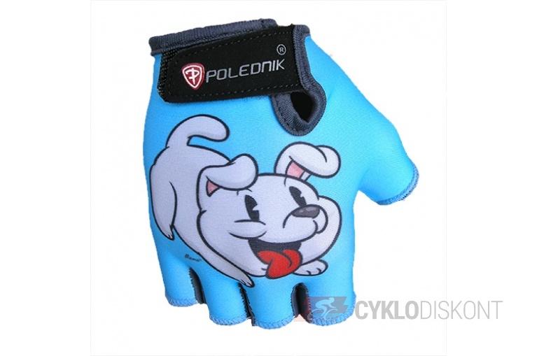 f265c0f64e rukavice dětské POLEDNIK Baby New štěně. Foto. Dětské rukavice na kolo -  štěně