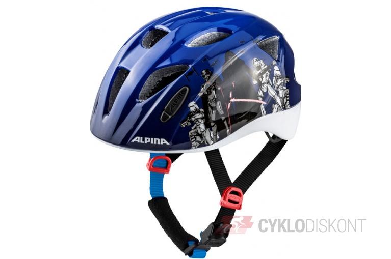 a499572fe8 Dětská helma na kolo ALPINA ximo Star Wars