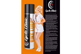 mazivo Cycle Clinic BIKE LUBE 400ml