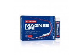 roztok magnesia NUTREND Magneslife 25 ml