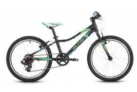 "20"" SUPERIOR XC20 PAINT mod.016 (black/blue/green)"