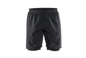 CRAFT Grit Shorts M 2v1 1904797-9563