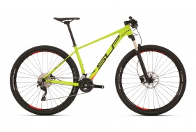 "29"" SUPERIOR XP 909 mod.018 (matte radioactive yellow/black/red)"