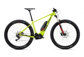 "29"" MTB ELEKTROKOLO SUPERIOR eXP 909 StePS mod.018    ( matte radioactive yellow/black/red)"