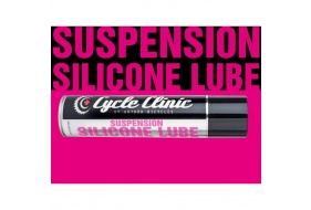 mazivo Cycle Clinic Suspension Silicone Lube 400ml